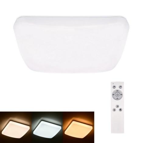 Brilagi - Стельовий LED світильник з регулюванням яскравості MILKY LED/24W/230V + ДК 3000K-6500K