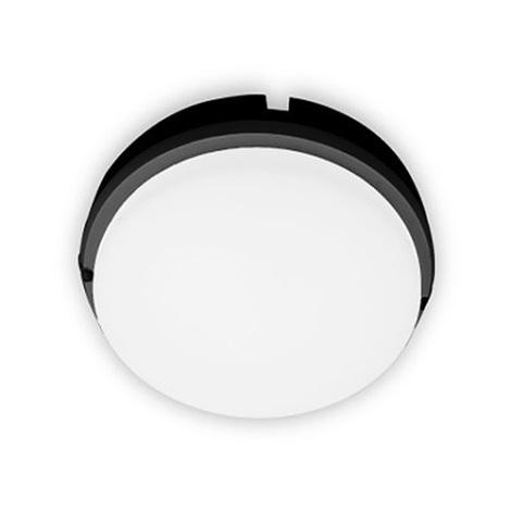 Brilagi - Світлодіодне стельове промислове освітлення SIMA LED/12W/230V IP65 чорна