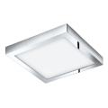 Eglo 96059 - Світлодіодне освітлення у ванній кімнаті FUEVA 1 LED/22W/230V IP44