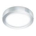 Eglo 96246 - Світлодіодне освітлення у ванній кімнаті FUEVA 1 LED/22W/230V IP44