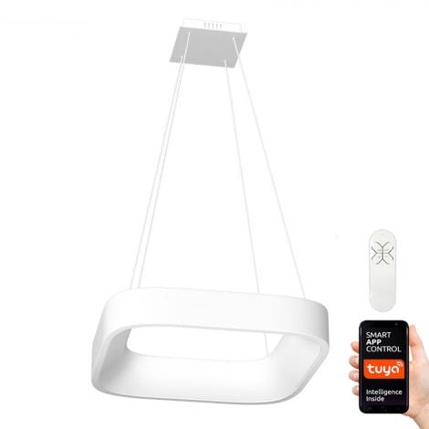 Immax NEO 07036L - Світлодіодна підвісна люстра з регульованою яскравістю TOPAJA LED/47W/230V + ПУ Tuya