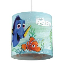 Philips 71751/90/26 - Детская люстра DISNEY FINDING DORY 1xE27/23W/230V
