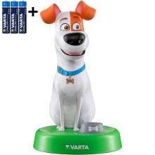 Varta 15641 - LED Дитяча лампа THE SECRET LIFE OF PETS LED/3xAAA